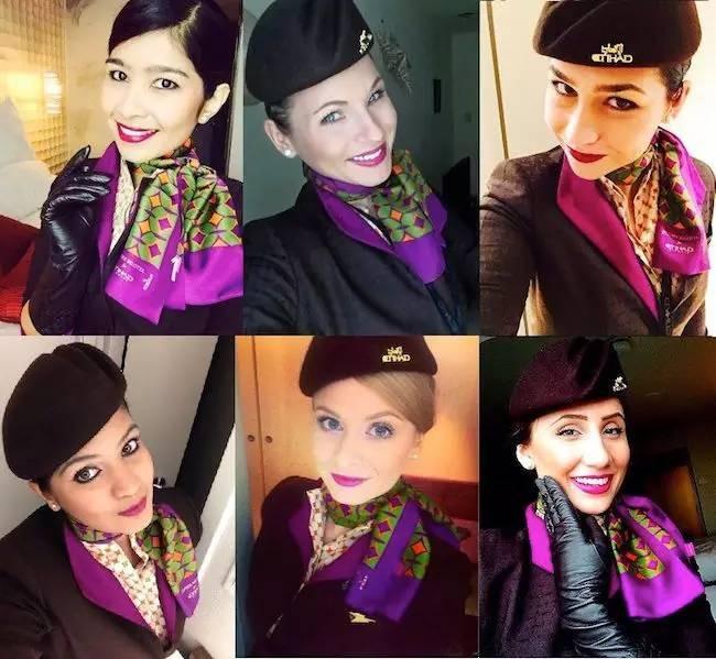 Những nữ tiếp viên hàng không xinh đẹp nhất thế giới ảnh 5