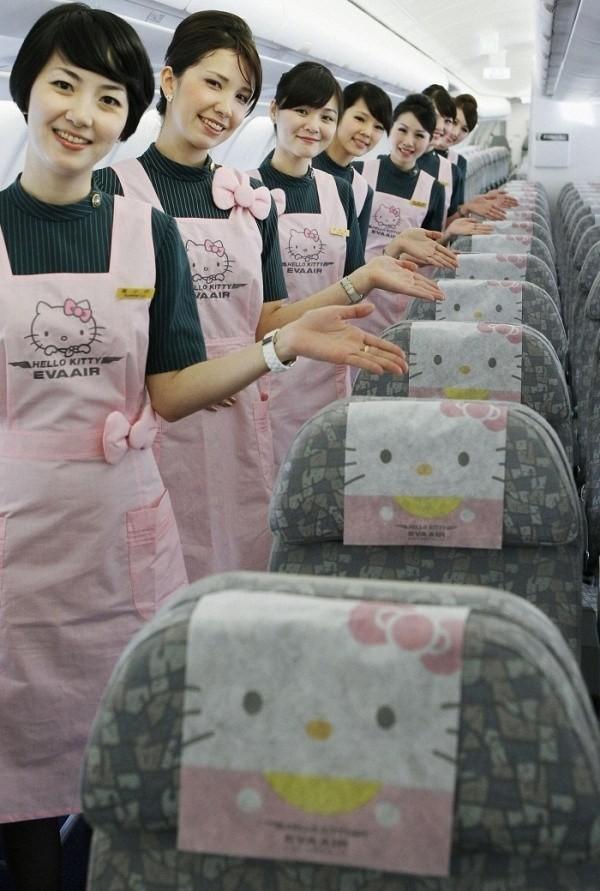 Những nữ tiếp viên hàng không xinh đẹp nhất thế giới ảnh 16