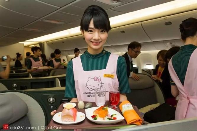 Những nữ tiếp viên hàng không xinh đẹp nhất thế giới ảnh 15