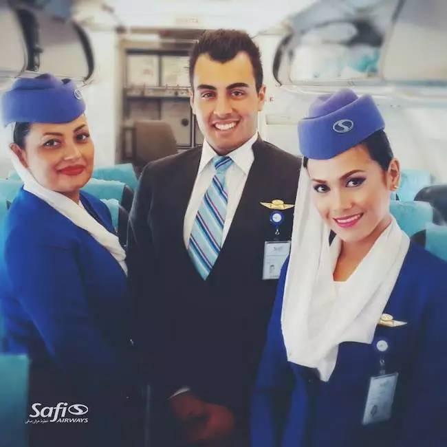 Những nữ tiếp viên hàng không xinh đẹp nhất thế giới ảnh 17