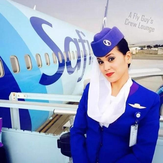 Những nữ tiếp viên hàng không xinh đẹp nhất thế giới ảnh 18