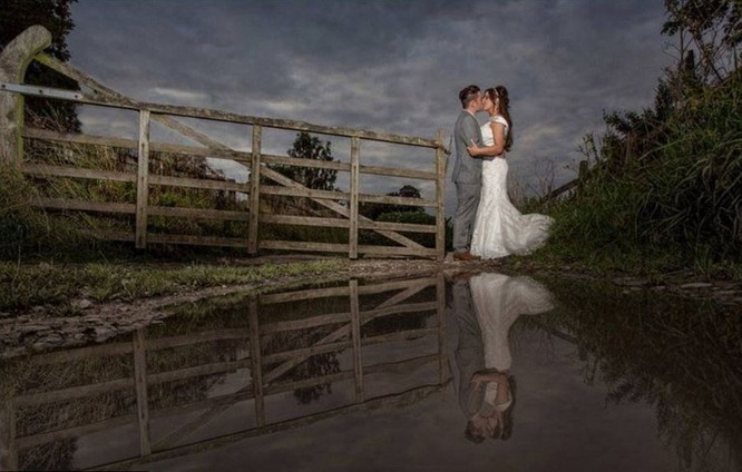 Chùm ảnh cưới tuyệt đẹp và nỗi vất vả khi tác nghiệp của nhiếp ảnh gia ảnh 5