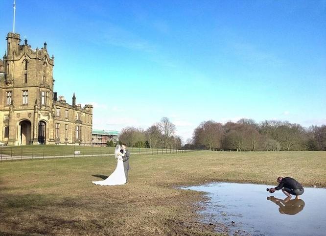 Chùm ảnh cưới tuyệt đẹp và nỗi vất vả khi tác nghiệp của nhiếp ảnh gia ảnh 1