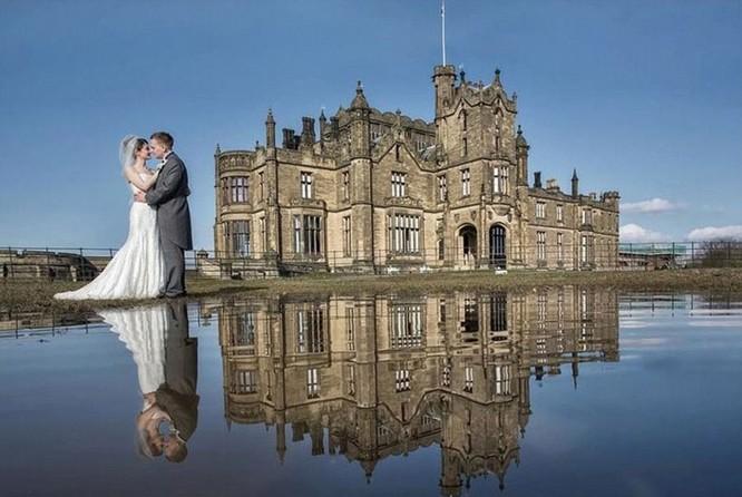 Chùm ảnh cưới tuyệt đẹp và nỗi vất vả khi tác nghiệp của nhiếp ảnh gia ảnh 2