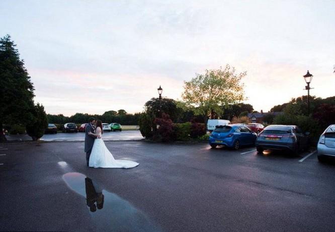 Chùm ảnh cưới tuyệt đẹp và nỗi vất vả khi tác nghiệp của nhiếp ảnh gia ảnh 8