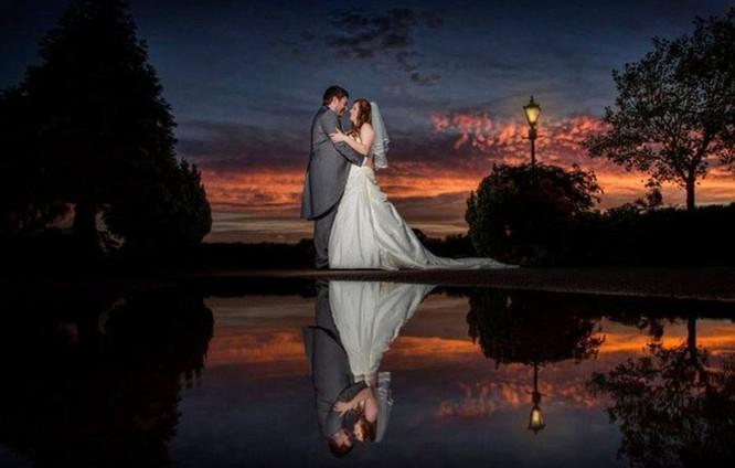 Chùm ảnh cưới tuyệt đẹp và nỗi vất vả khi tác nghiệp của nhiếp ảnh gia ảnh 9
