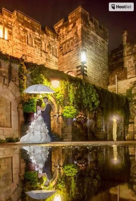 Chùm ảnh cưới tuyệt đẹp và nỗi vất vả khi tác nghiệp của nhiếp ảnh gia ảnh 7