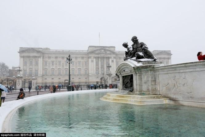 Chiêm ngưỡng cuộc sống xa hoa trong cung điện Buckingham ảnh 10