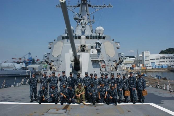 Chùm ảnh tổng quan lực lượng Mỹ dự định điều động sang biển Đông ảnh 1