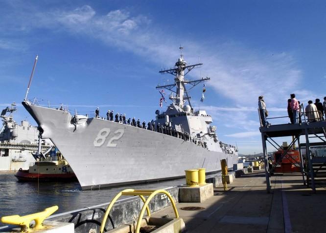 Chùm ảnh tổng quan lực lượng Mỹ dự định điều động sang biển Đông ảnh 2