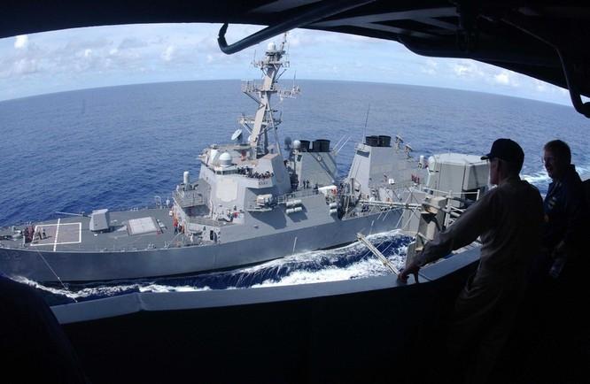Chùm ảnh tổng quan lực lượng Mỹ dự định điều động sang biển Đông ảnh 3