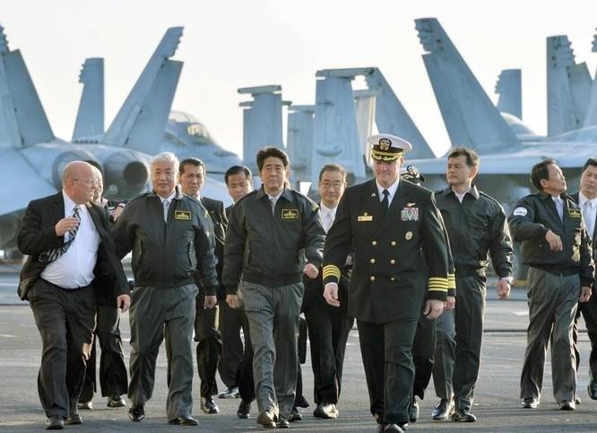 Chùm ảnh tổng quan lực lượng Mỹ dự định điều động sang biển Đông ảnh 9