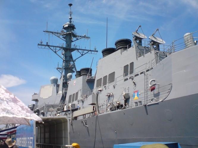 Chùm ảnh tổng quan lực lượng Mỹ dự định điều động sang biển Đông ảnh 4