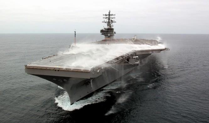 Chùm ảnh tổng quan lực lượng Mỹ dự định điều động sang biển Đông ảnh 6