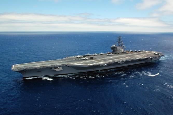 Chùm ảnh tổng quan lực lượng Mỹ dự định điều động sang biển Đông ảnh 10