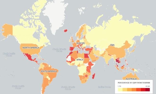 Việt Nam, quốc gia ít khủng bố nhưng giao thông kém an toàn ảnh 3