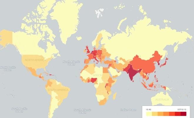 Việt Nam, quốc gia ít khủng bố nhưng giao thông kém an toàn ảnh 6