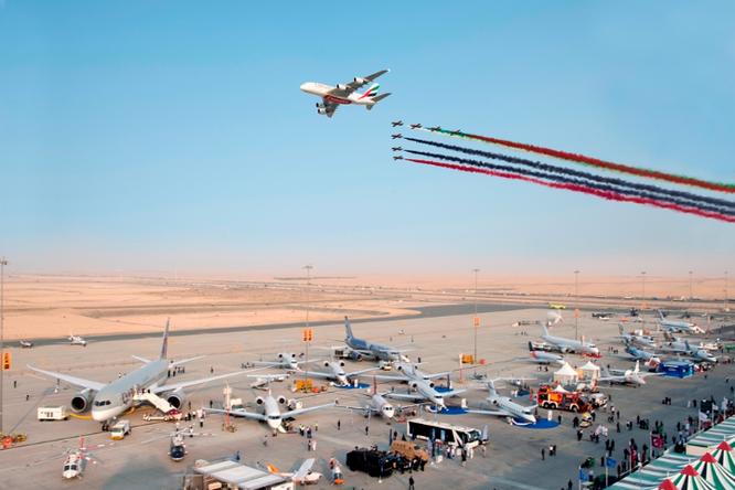 Mãn nhãn với máy bay quân sự các nước tại triển lãm quốc tế Dubai ảnh 6