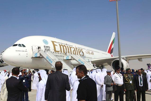 Mãn nhãn với máy bay quân sự các nước tại triển lãm quốc tế Dubai ảnh 4