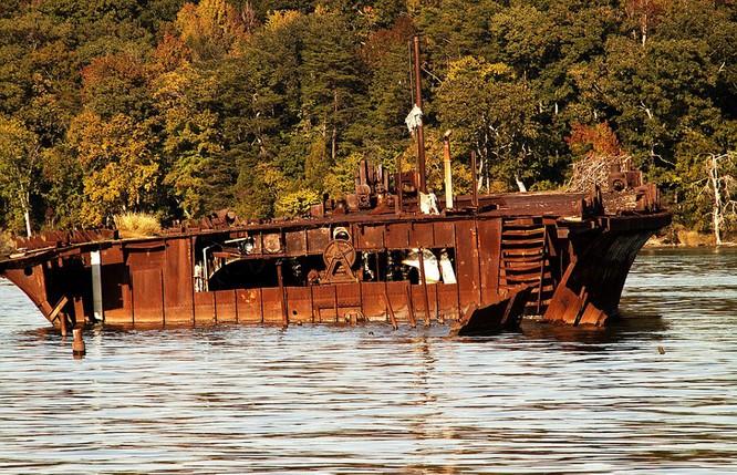 Khám phá vùng đất với hơn 200 xác tàu chiến của Mỹ ảnh 2