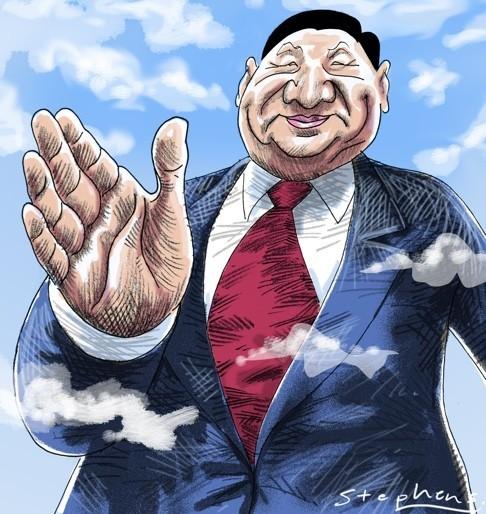 Bộ mặt thật của Trung Quốc trên trường quốc tế ảnh 1