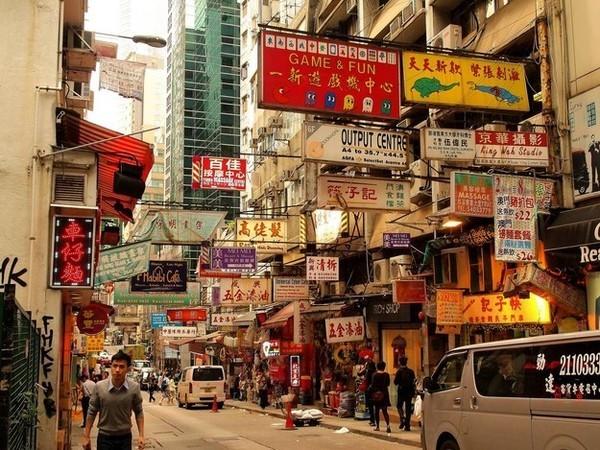 Khó tin trước mật độ công trình kiến trúc dày đặc ở Hồng Kông ảnh 8