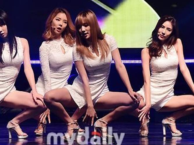 Hàn Quốc xử lý mạnh tay: Nghiêm cấm 9 điệu múa kích dục ảnh 3