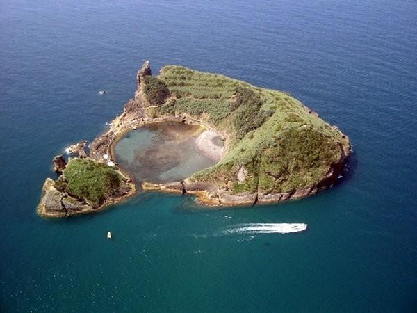12 hòn đảo có hình thù kỳ lạ nhất thế giới ảnh 12