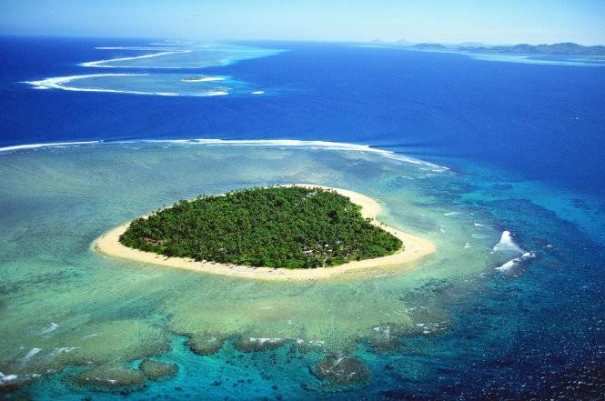12 hòn đảo có hình thù kỳ lạ nhất thế giới ảnh 3