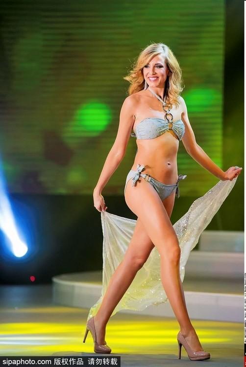 Rực rỡ 86 người đẹp tham gia Hoa hậu Trái đất 2015 ảnh 12