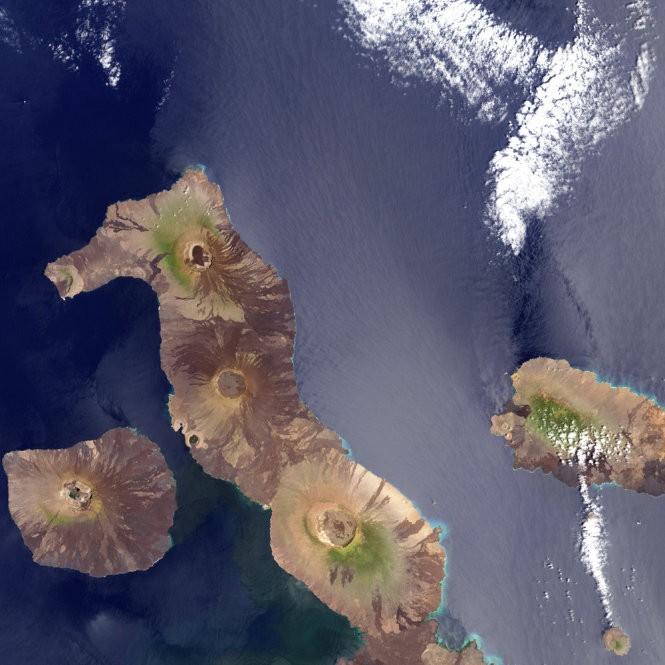 12 hòn đảo có hình thù kỳ lạ nhất thế giới ảnh 5