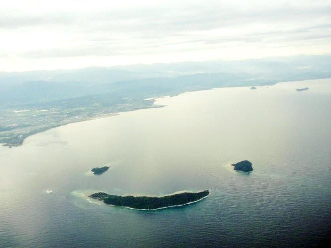 12 hòn đảo có hình thù kỳ lạ nhất thế giới ảnh 6