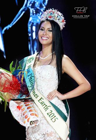 Rực rỡ 86 người đẹp tham gia Hoa hậu Trái đất 2015 ảnh 3