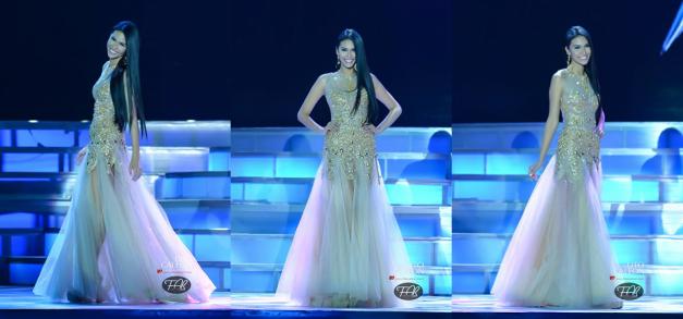Rực rỡ 86 người đẹp tham gia Hoa hậu Trái đất 2015 ảnh 6