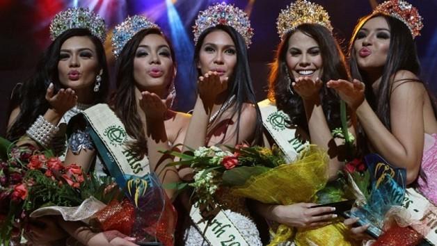 Rực rỡ 86 người đẹp tham gia Hoa hậu Trái đất 2015 ảnh 8