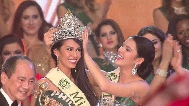 Rực rỡ 86 người đẹp tham gia Hoa hậu Trái đất 2015 ảnh 5