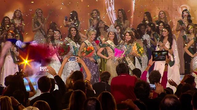 Rực rỡ 86 người đẹp tham gia Hoa hậu Trái đất 2015 ảnh 9