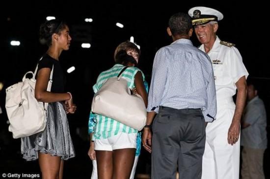 Gia đình tổng thống Obama chi bao nhiêu tiền cho kỳ nghỉ Noel? ảnh 12