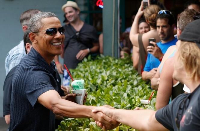 Gia đình tổng thống Obama chi bao nhiêu tiền cho kỳ nghỉ Noel? ảnh 9