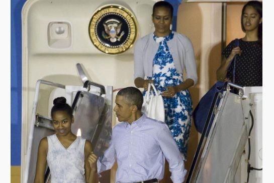 Gia đình tổng thống Obama chi bao nhiêu tiền cho kỳ nghỉ Noel? ảnh 13