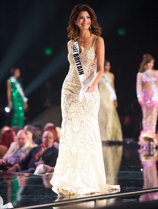 Mãn nhãn với đường cong của 81 người đẹp tham gia Hoa hậu Hoàn vũ 2015 ảnh 18