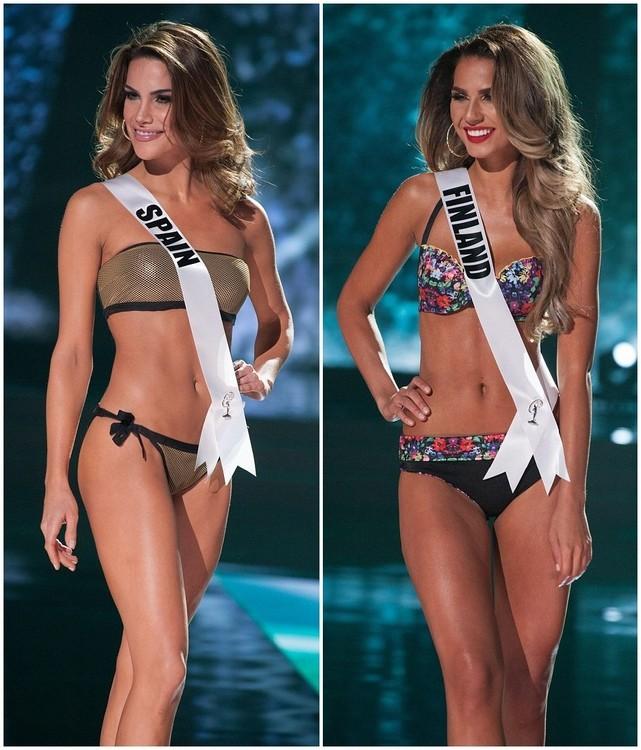 Mãn nhãn với đường cong của 81 người đẹp tham gia Hoa hậu Hoàn vũ 2015 ảnh 8