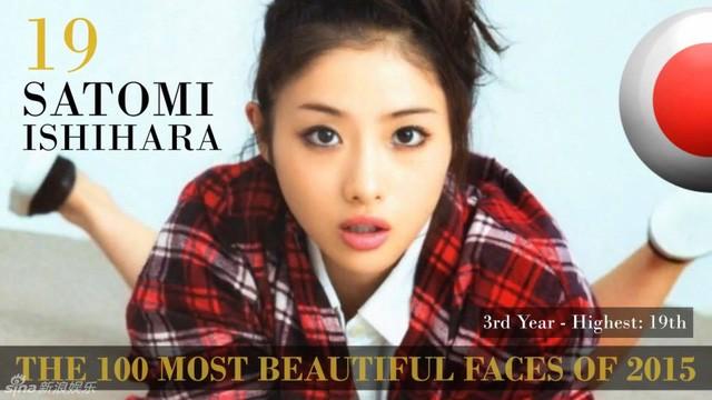 Công bố danh sách 100 gương mặt đẹp nhất thế giới 2015 ảnh 17