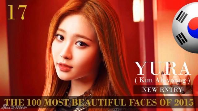 Công bố danh sách 100 gương mặt đẹp nhất thế giới 2015 ảnh 15