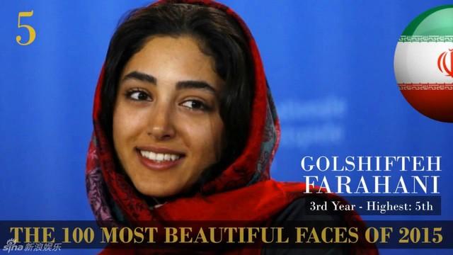 Công bố danh sách 100 gương mặt đẹp nhất thế giới 2015 ảnh 5