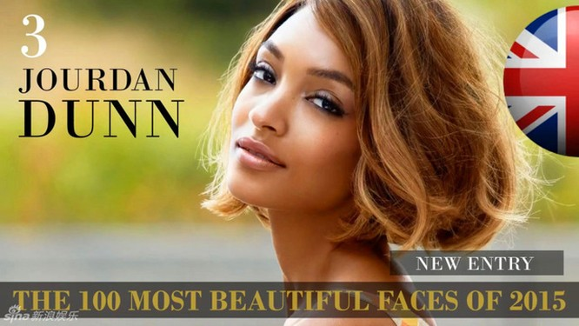 Công bố danh sách 100 gương mặt đẹp nhất thế giới 2015 ảnh 3