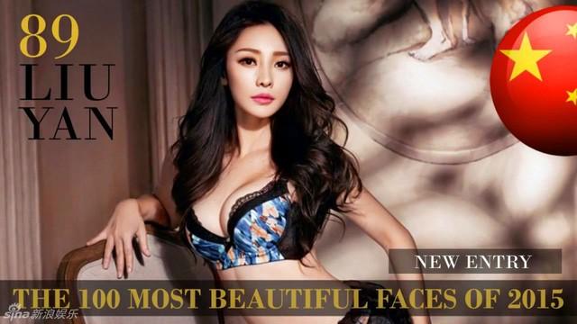 Công bố danh sách 100 gương mặt đẹp nhất thế giới 2015 ảnh 21