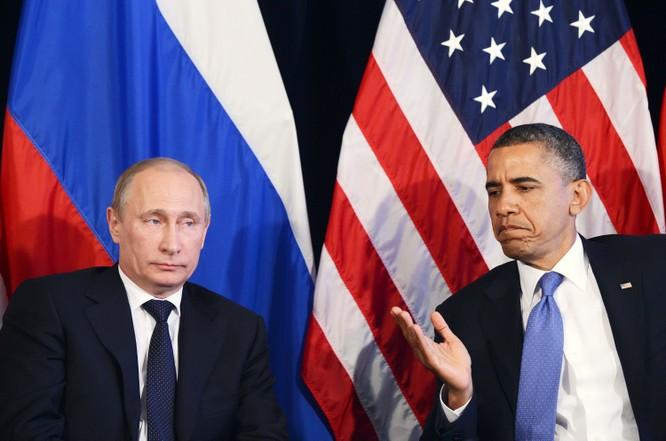 """Putin rắn mặt """"xối nước lạnh"""" Obama ảnh 1"""