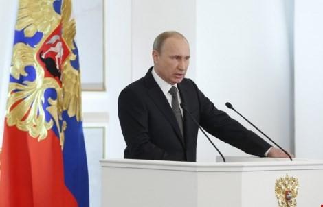 """Putin rắn mặt """"xối nước lạnh"""" Obama ảnh 3"""