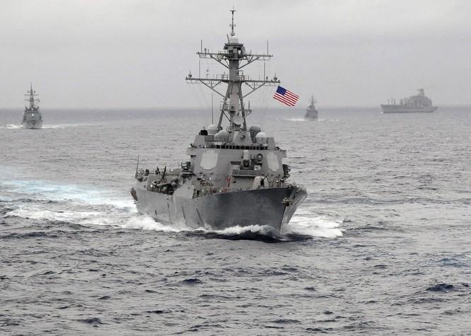 Mỹ xoay trục châu Á, Trung Quốc bày trận đối phó ảnh 1